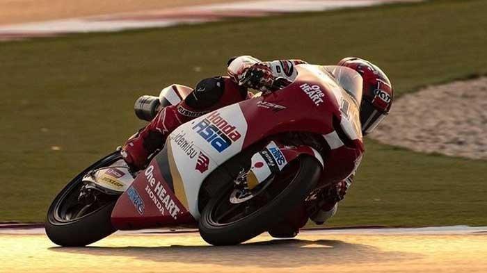 Andi Gilang Di Moto3 Seri MotoGP 2010, Berhasil Finish Di Urutan ke 21, Posisi Start Kurang Ideal