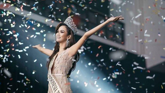 Aura Kharisma Buat Orangtua Merasa Bangga, Masuk 5 Besar Ajang MissGrandInternational2020