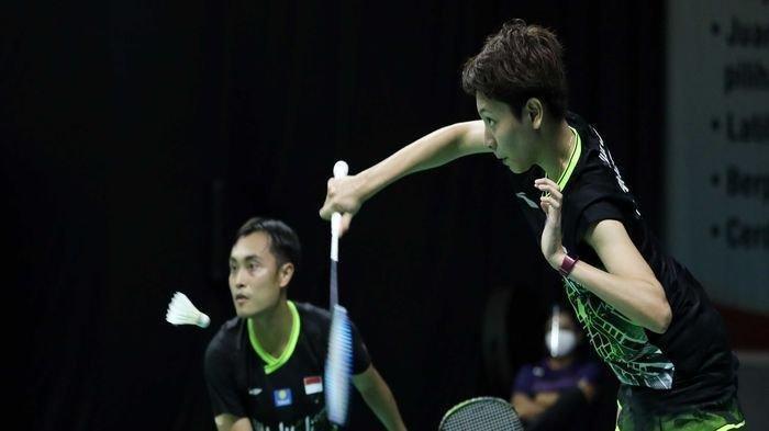 Ajang Swiss Open 2021, Rinov/Pitha Melaju Babak Kedua, Dua Pasangan Wakil Indonesia Gagal