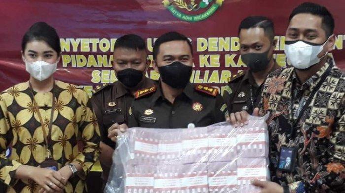 Tak Mau Jalani 1 Tahun Penjara, Narapidana Kasus Narkoba Ini Bayar Denda Rp 1 Miliar ke Jaksa