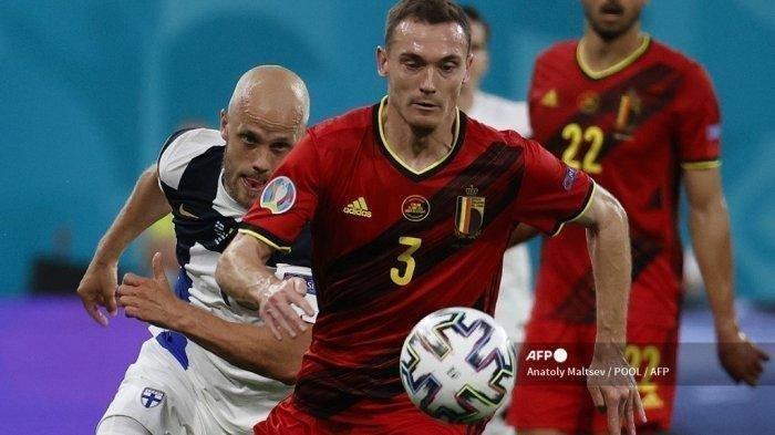Belgia Segel Juara di Grup B Euro 2020, Gol 2-0 Kalahkan Finlandia