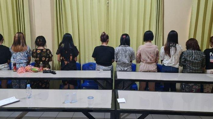 Jasa Prostitusi Online Berusia Remaja, Transaksi Via Aplikasi Eksekusi Di Kamar Hotel