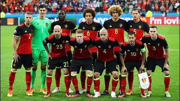 Belgia Lolos ke Babak Empat Besar Nations League, Kalahkan Denmark Dengan Skor (2-4)