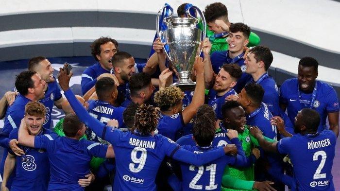 Gol Tunggal Kai Havertz Buat Chelsea Bawa Trofi Liga Champions 2021