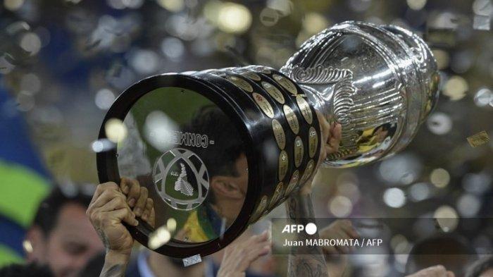 Conmebol Tetapkan Brasil Tuan Rumah Copa America 2021