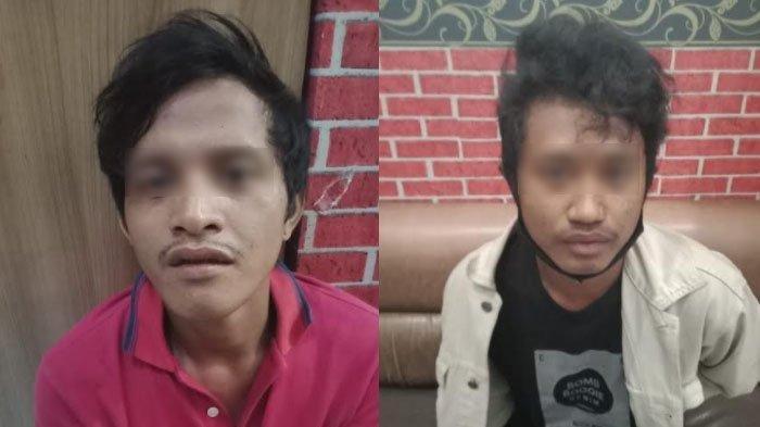 Polisi Ringkus 2 Pemuda Terkait Sabu, Beli Sabu Uang Hasil Jambret, Pelaku Sudah 12 Kali Beraksi