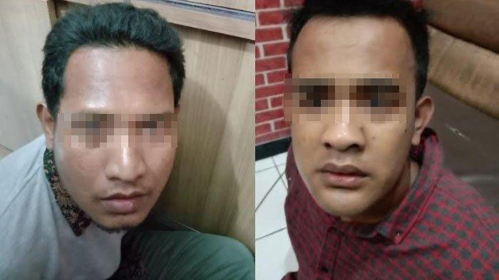 Gerak-Gerik 2 Pria Mencurigakan Polisi, Mengaku Resedivis Pencurian Motor, Akan Beraksi Di Surabaya