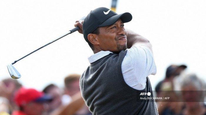 Tiger Woods Menjalani Rehabilitas Dan Pemulihan Pasca Operasi