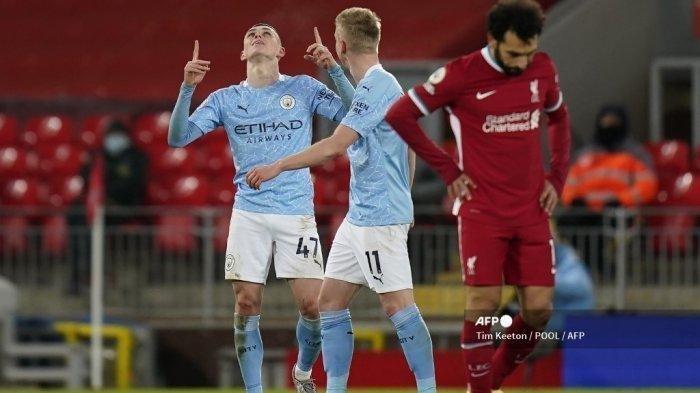 PeformaLiverpoolAlami Penurunan, Untuk Bangkit di Musim Depan Contoh Manchester City