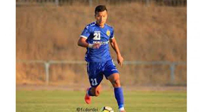 Gelandnag FC Dordoi, Farkhat Musabekov