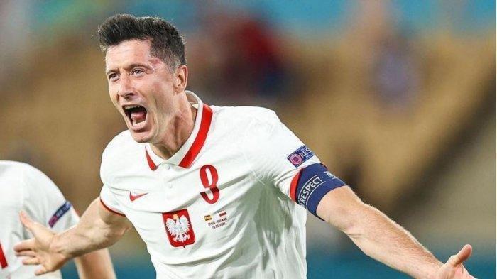 Bermain Imbang di Grup E Euro 2020, Polandia Tahan Spanyol Skor 1-1