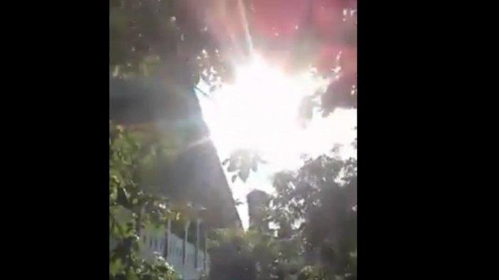 Video Viral Buat Heboh Warganet, Fenomena ''Matahari Terbit Dari Utara'' dan ''Tanduk Setan''
