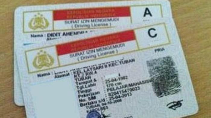Penerbitan SIM A Baru Dilengkapi Dengan Syarat Administrasi Ini