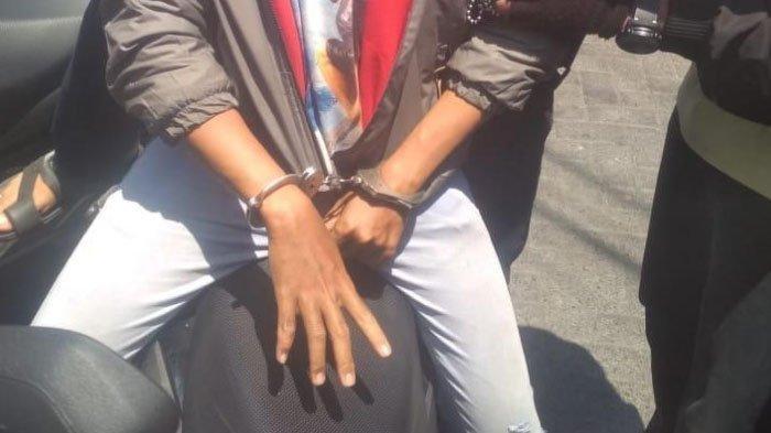 Pelaku Pembobol Minimarket dan Mesin ATM Ditangkap, Lima Kali Melakukan Aksi Selalu Gagal