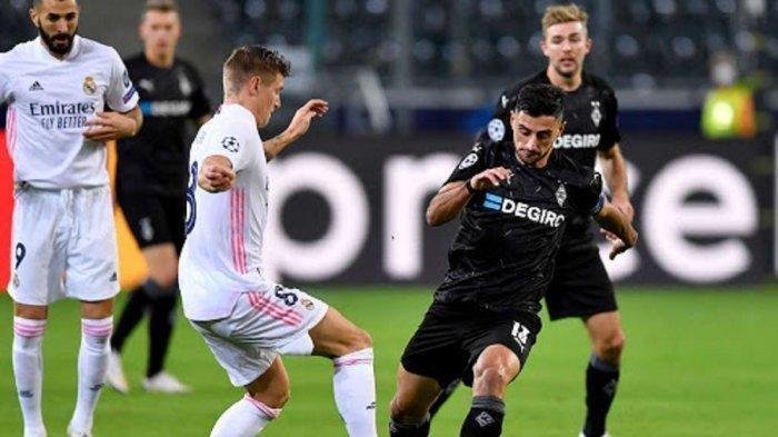 Laga Man City Bertemu Borussia, Babak Sistem Gugur Liga Cham[pions