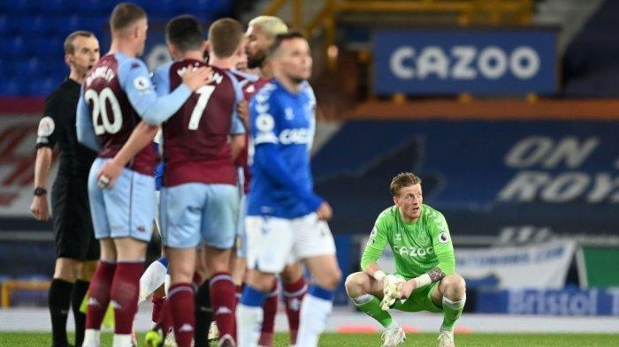 LagaWest Ham vs Everton, Dua Tim Ambisi Lolos Kualifikasi Liga Eropa