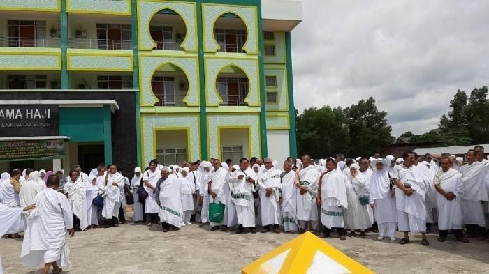 Musim Haji 1442 H Calon Jemaah Haji Babel Batal Berangkat