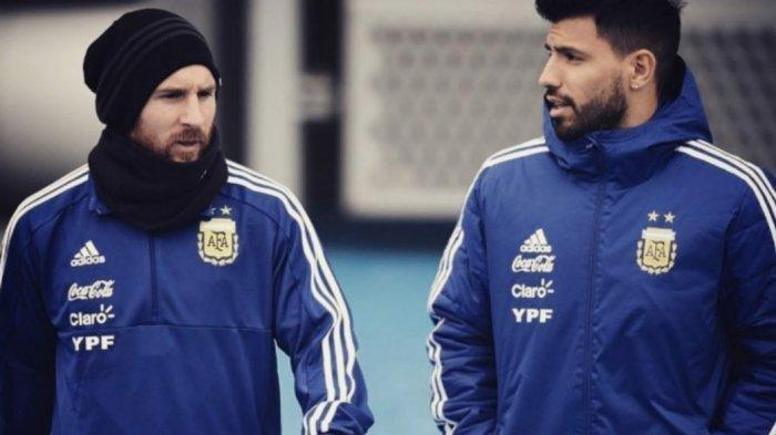Laga Kualifikasi Piala Dunia 2022, Timnas Argentina Akan Hadapi Kolombia