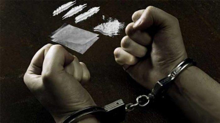 Putus Matai Rantai Narkoba, Di Areal Penambangan Emas Sarolangun, Polisi Amankan Dua Pengedar Sabu