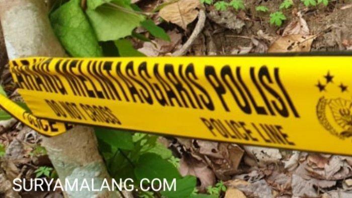 Ditemukan Mayat Laki-laki Tanpa Identitas, Mengapung Dikubangan Air, Tangan dan Kaki Terikat