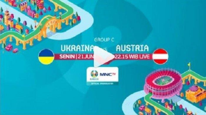 Hasil Imbnag Skor 1-1 Timnas Ukrania VS Austria, Bermodal 3 Poin yang Sama-sama Kalah Dari Belanda