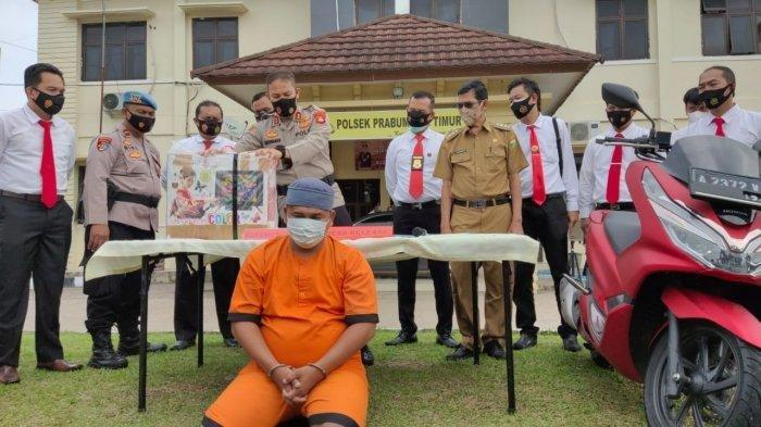 Bandit Rampok Dana Bos Diringkus Polisi, Uang  Rp 17 Juta Habis Untuk Judi Sabung Ayam