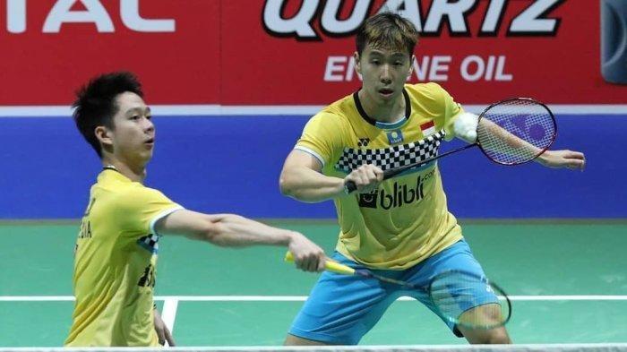 Indonesia Kirim 7 Wakil Di Turnamen Malaysia Open 2021, Marcus/Kevin Pernah Raih Juara Tahun 2017