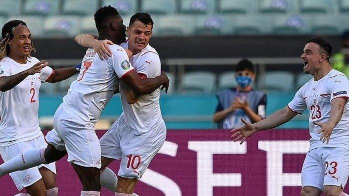 Skuad Swiss All Out Untuk Dapat 3 Poin, Hadapi Turki Sebagai Penentu Posisi ke Dua