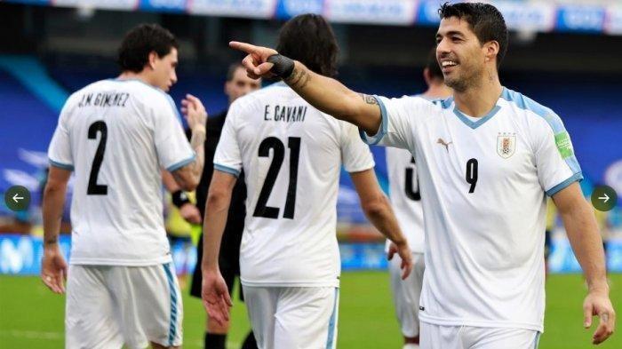 Perempat Final Copa America Uruguay vs Kolombia - Prediksi, Berita Tim dan Susunan Pemain