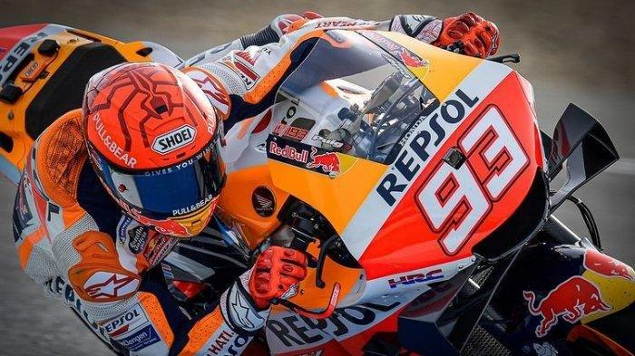 Marques Mendapat Tantangan Besar Di MotoGP, Seri ke-Lima Di Sirkuit Le Mans