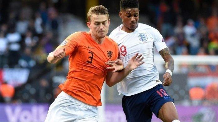 Gol Tunggal Rashford Bawa Kemenangan Tim Inggris Atas Rumania