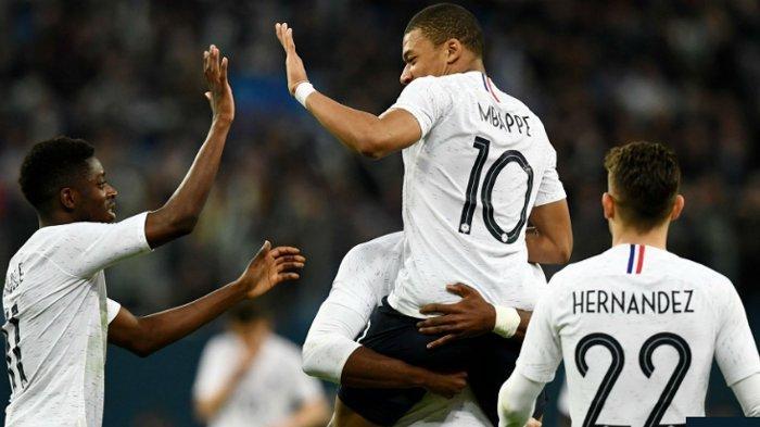 Kylian Mbappe Dan Karim Benzema  Perkuat Skuad Prancis Di Euro 2020
