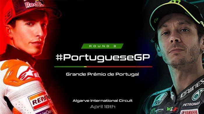 Marquez Kembali Ke Lintasan Tanpa Target, Valentino Semangat Balap Di Sirkuit  Algarve Portimao.