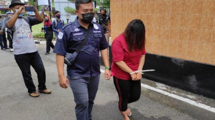 Rumah Kos Berkedok Salon, Muncikari Wanita Ditangkap Polisi, Terlibat Prostitusi Anak Dibawah Umur