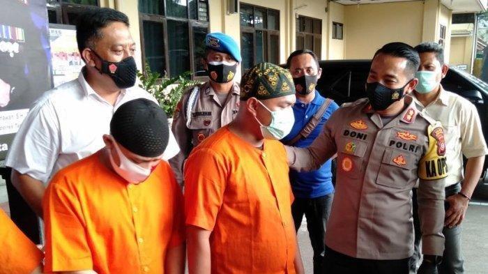 Polisi Amankan Wakil Ketua Geng Motor, Edarkan Obat Penghilang Rasa Takut