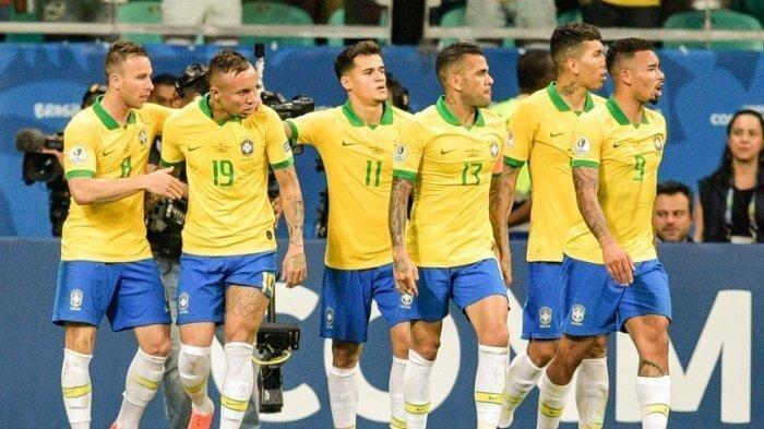 Paraguay Berpotensi Buat Repot Brazil, Berikut Rekam Jejak Dua Tim Ini