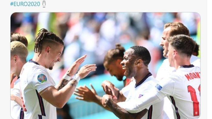 Maguire Pulih Suntikan Tenaga Timnas Inggris, Tampil Atmosfer di Euro 2020 Hadapi Skotlandia