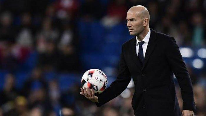 Sosok  5  Pelatih Akan Gantikan Zinedine Zidane, Dikabarkan Mundur Dari Kursi Pelatih