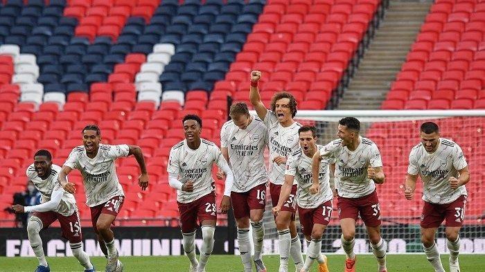 Liga Inggris 2020, Duel Seru Skuad Arsenal VS Fulham, Dimulai Sore Ini