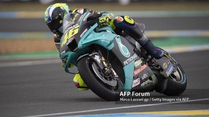 Balapan MotoGP ItaliaTertutup, Valentino Sedih Tanpa Fans, Ibarat Final Liga Tanpa Penonton