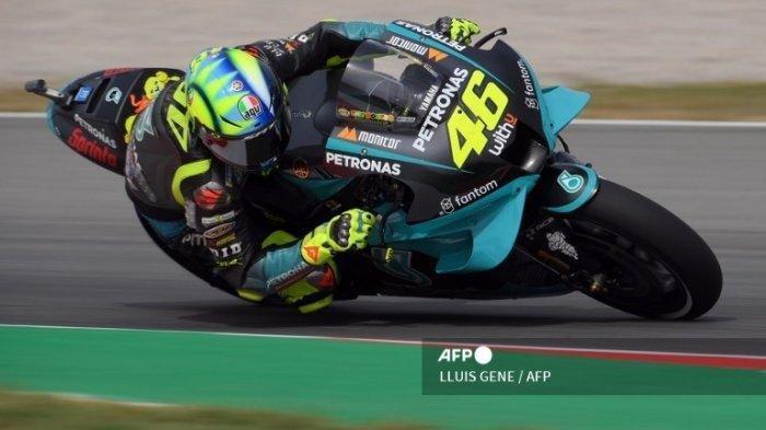 Rossi Berkaca Dari Balapan MotoGP Jerman, Sirkuit Assen Bersahabat Bagi Pembalap Yamaha