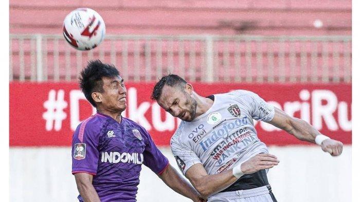 Spaso Berjuang Persembahkan Trophy Juara, Bali United Simpan Tiket Menuju Babak 8 Besar