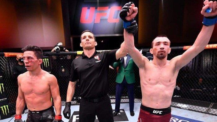 Askarov Taklukan Joseph Benavidez di UFC 259, Pintu Masuk Menantang Deiveson Kelas Terbang