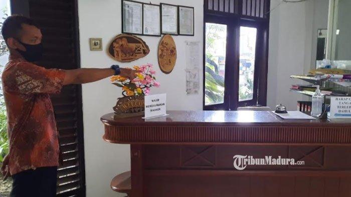 Pencuri Gasak Uang Rp 9,2 Juta di Meja Resepsionis Guest House