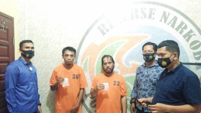 Pelaku Merupakan DPO Kasus Narkoba, Saat Ditangkap Terjadi Kejar-kejaran dan Bergumul Dengan Anggota