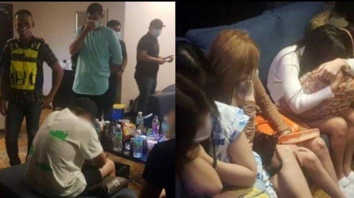 Sewa Kamar 3 Hari Dua Malam, Dokter Pesta Seks Bersama Puluhan Rekannya di Tengah Pandemi Covid-19