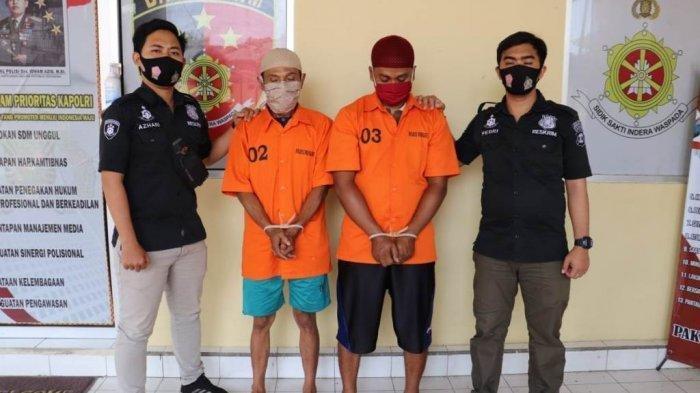 Polisi Bongkar Sindikat Motor Bodong, Salahsatu Pelaku Spesialis Mengetok Nomor Mesin