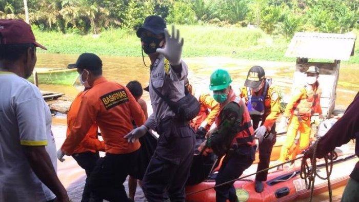 Tercebur di Sungai Batanghari Saat Cari Ikan, Welly Ditemukan Sudah Tidak Bernyawa