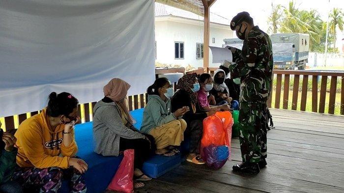 TNI AL Gagalkan Penyelundupan TKI Ilegal, Amankan Kapal Cumi Tanpa Nama