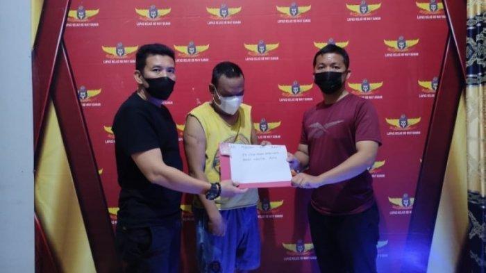 Razia Internal di Lapas Way Kanan, Petugas Temukan 29 Paket  Sabu Milik Wargabinaan
